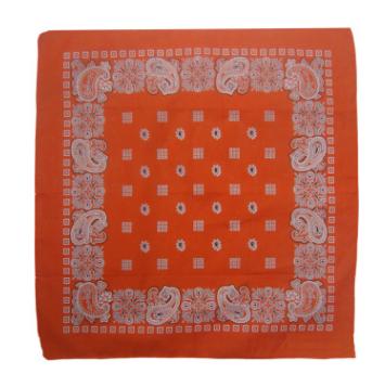 100% Cotton 22x22 inch Bandana