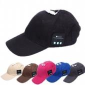 Wireless Bluetooth Baseball Cap