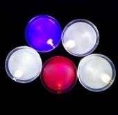 LED Flashing Badge pin