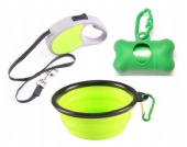 Dog Leashes For Large Dogs Yard Dog Leash And Collar Set