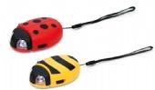 Wind up Bee Torch No batteries required mini kid flashlight animal flashlights