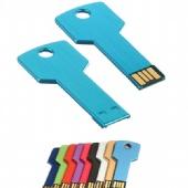 1278KB Key Shape USB Flash Drive