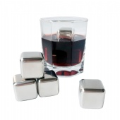 Stainless Steel Whiskey Wine Ice Cube