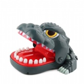 Biting Finger Snappy Game Funny Crocodile Toy