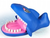Snappy Biting Finger Shark Toy
