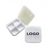 4-day Travel Pill Box Daily Potable Pill Organizer