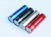 9-LED Flashlight Mini Torch