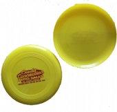 9 in. Solid Color Flying Discs