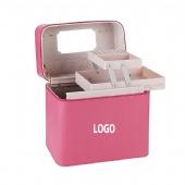 Foldable Jewelry Box Makeup Case