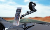 Car Foldable GPS Cell Phone Mobile Mount Stand