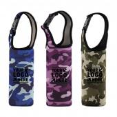 Handheld diving fabric Travel Mug Holder Bag