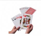 Oversize Jumbo Playing Cards