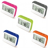 Widescreen Kitchen Timer and Clock