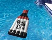 Inflatable Bottle Shape Pool Floats