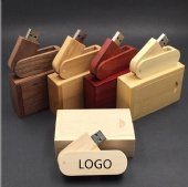 Wooden High Speed USB Disk Flash Drive