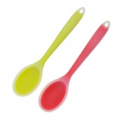 Non-stick Silicone Spoon with Long Handle