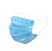 3 Ply Non-woven Dental Clinic Surgical Face Mask