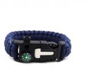 Multifunctional Outdoor Survival Bracelet