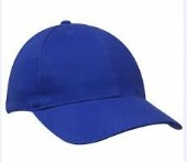 Snapback Cotton Twill Hat