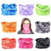 Magic Headband Seamless Bandana Scarf Sport Headwear