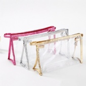 PVC Clear Cosmetic Pouch