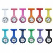 Portable T Type Silicon Nurse Watch